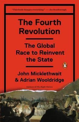 The Fourth Revolution by John Micklethwait image