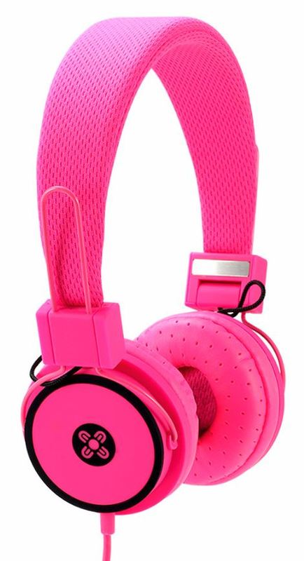 Moki Hyper Headphone - Pink