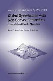 Global Optimization with Non-Convex Constraints by Roman G. Strongin