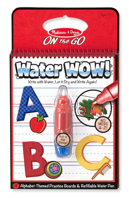 Melissa & Doug: Water WOW! Alphabet image