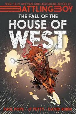 The Fall of the House of West by Paul Pope image