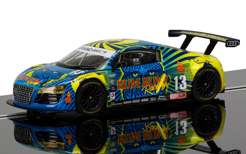 Scalextric: DPR Audi R8 LMS #13 - Slot Car image