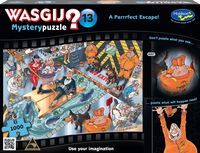 Holdson: 1000 Piece Puzzle Wasgij 13 Mystery A Purrfect Escape