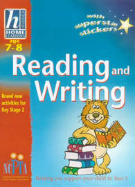 Age 7-8 Reading and Writing by Rhona Whiteford image