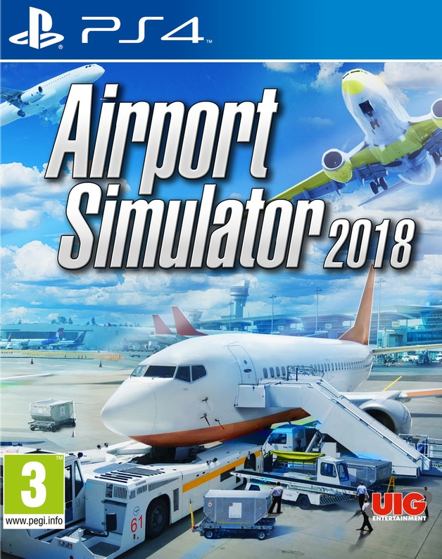 airport simulator 2018 ps4 pre order now at mighty. Black Bedroom Furniture Sets. Home Design Ideas