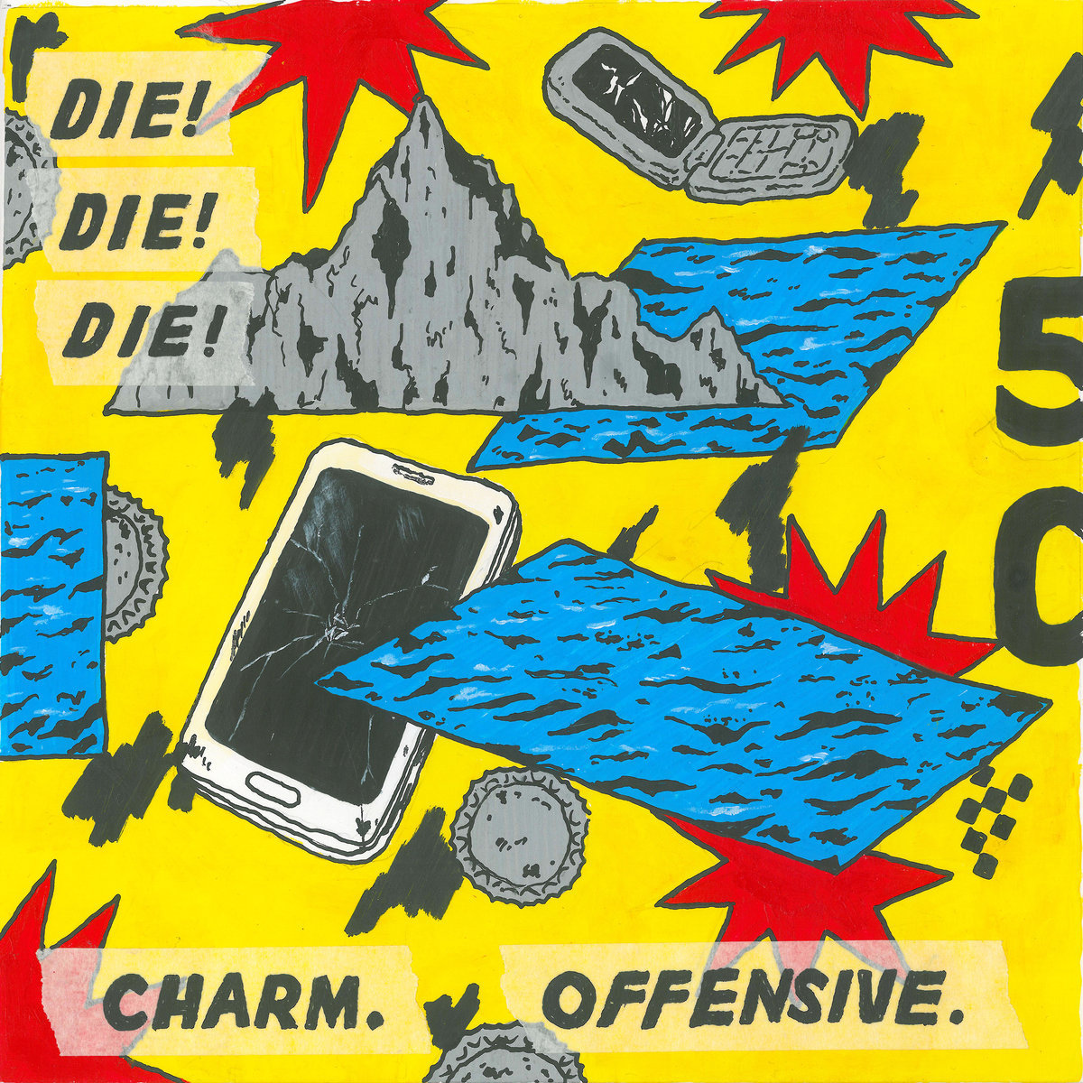 Charm. Offensive. by Die! Die! Die! image