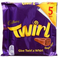Cadbury Twirl 5pk