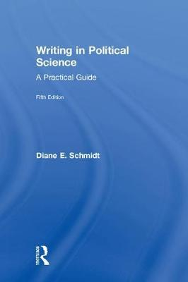 Writing in Political Science by Diane E. Schmidt image