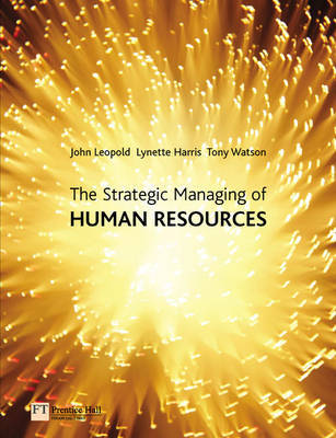The Strategic Managing of Human Resources by Lynette Harris image