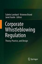 Corporate Whistleblowing Regulation