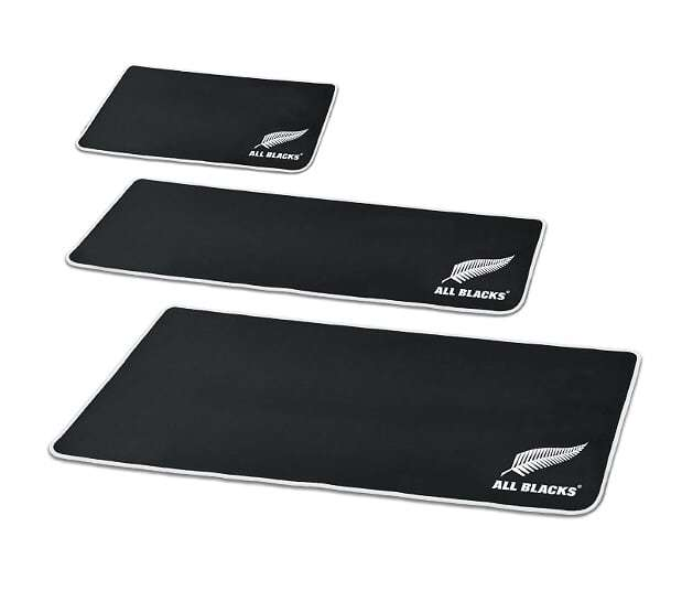 Playmax Mouse Mat X2 - All Blacks Edition for PC image