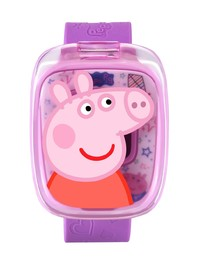 Vtech: Peppa Pig - Learning Watch (Purple)