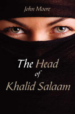 The Head of Khalid Salaam by John Moore image