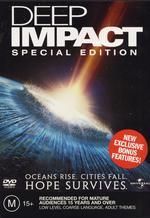 Deep Impact - Special Edition on DVD