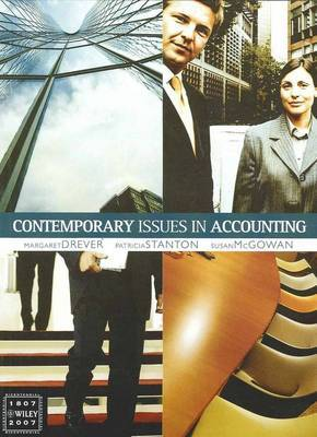 Contemporary Issues in Accounting by Susan McGowan image