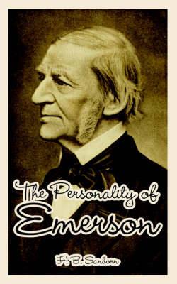 The Personality of Emerson by Franklin Benjamin Sanborn image