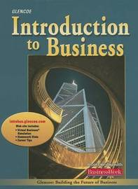 Introduction to Business by Betty J Brown image