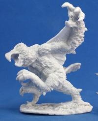 Dark Heaven Bones: Owlbear