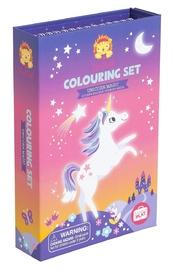 Tiger Tribe: Colouring Set - Unicorn Magic image