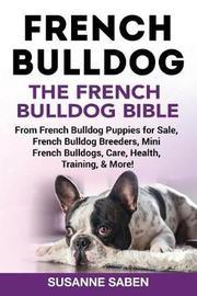French Bulldog by Susanne Saben