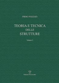 Teoria E Tecnica Delle Strutture by Piero Pozzati image