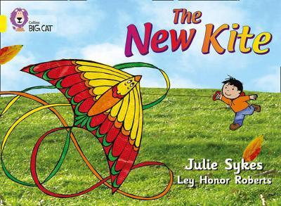 The New Kite by Julie Sykes