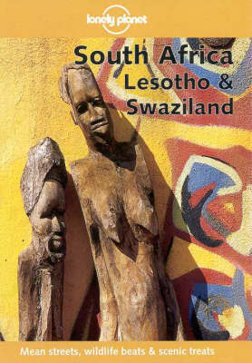 South Africa, Lesotho and Swaziland by Jon Murray