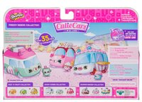 Shopkins: Cutie Cars 3-Pack - Freezy Riders image