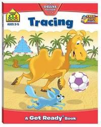 School Zone Get Ready Workbook: Tracing Trails