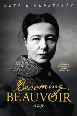 Becoming Beauvoir by Kate Kirkpatrick image