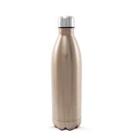 Insulated Stainless Steel Bottle 750ml Gloss Golden