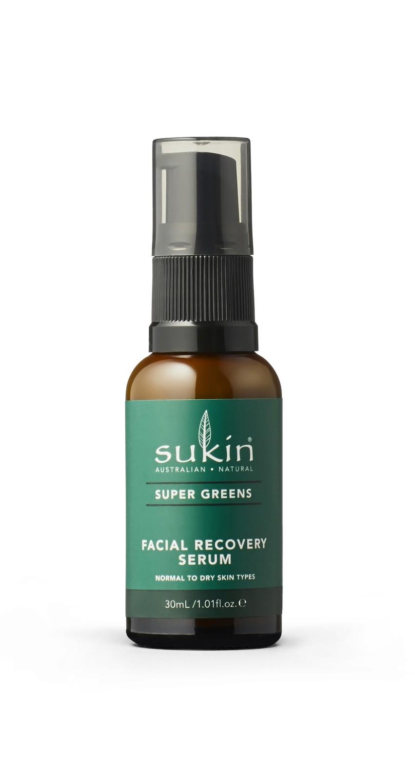 Sukin Facial Recovery Serum (30ml) image