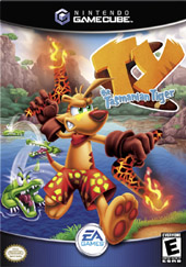 Ty the Tasmanian Tiger for GameCube