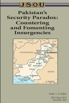 Pakistan's Security Paradox by Joint Special Operations University Pres image