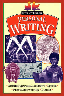 Personal Writing Big Book: Personal Writing Big Book by David Orme image