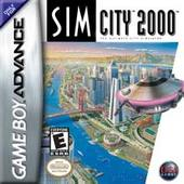 Sim City 2000 for Game Boy Advance