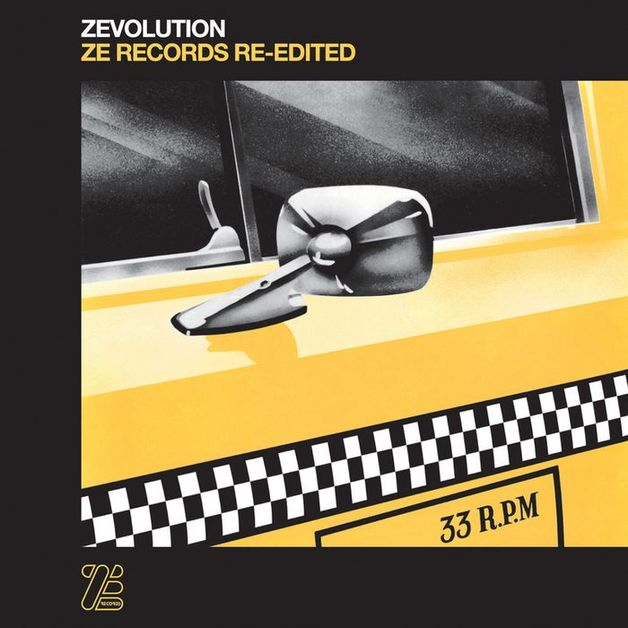 Ze Records: Zevolution by Various