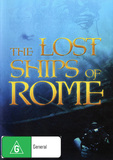 The Lost Ships of Rome DVD