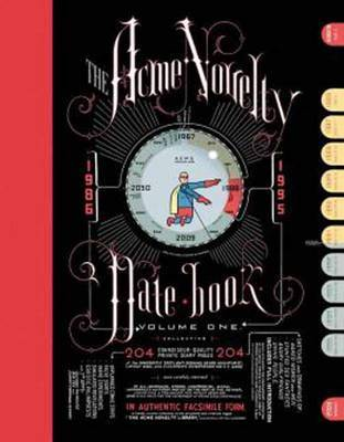 The Acme Novelty Datebook by Chris Ware image