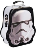 Star Wars: Stormtrooper Shaped Tin Tote