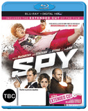 Spy on Blu-ray