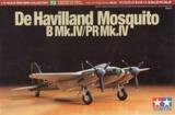 Tamiya: 1/72 Mosquito B Mk.IV/PR Mk.IV - Model Kit
