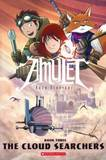 The Cloud Searchers (Amulet #3) by Kazu Kibuishi