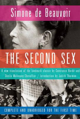 The Second Sex by Simone de Beauvoir image