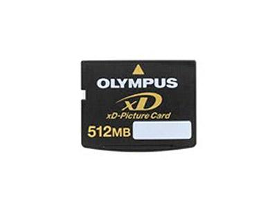 Olympus xD Picture Card 512MB M-xD512P image