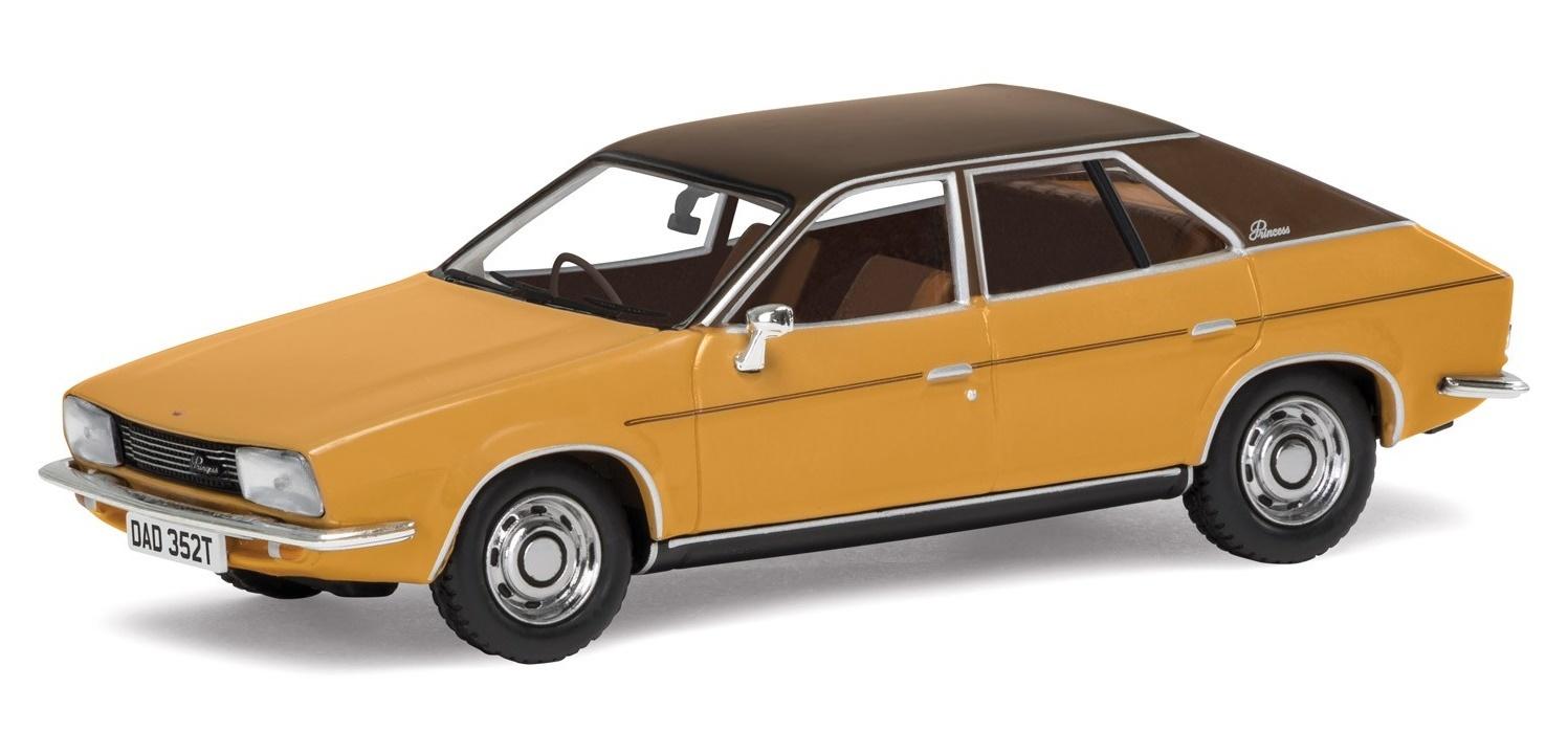 Corgi: 1/43 Leyland Princess 2200 HL 'Sandglow' - Diecast Model image