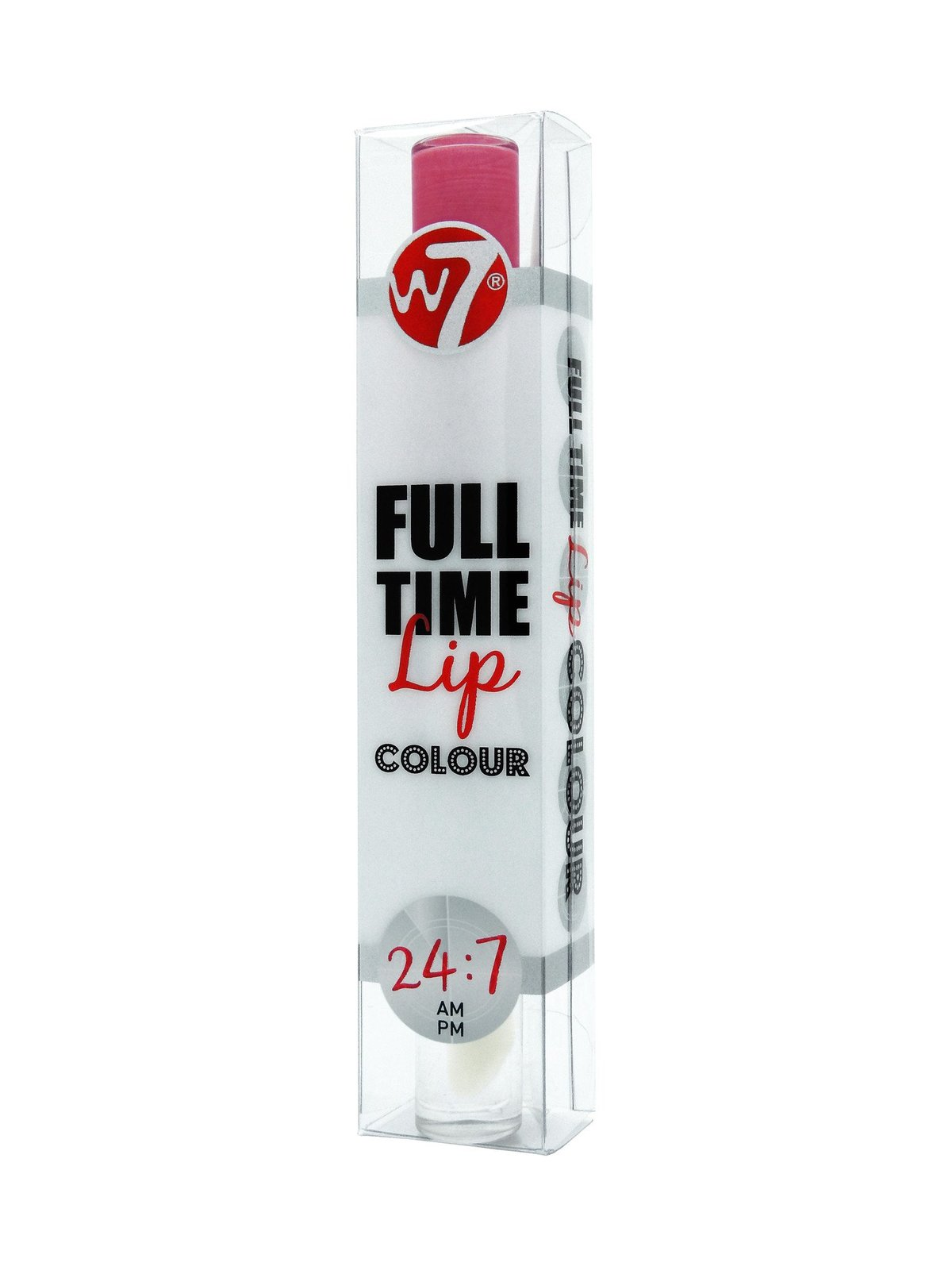 W7 Full Time Lip Colour (Angel Dust) image