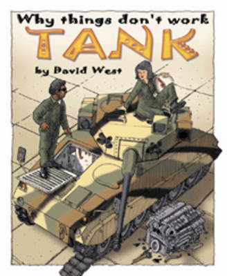 Tank by David West image