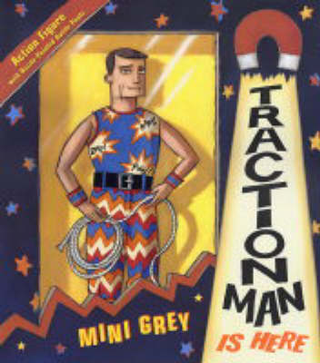 Traction Man Is Here by Mini Grey image