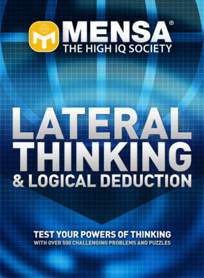 """Mensa"" Lateral Thinking and Logical Deduction by Dave Chatten image"